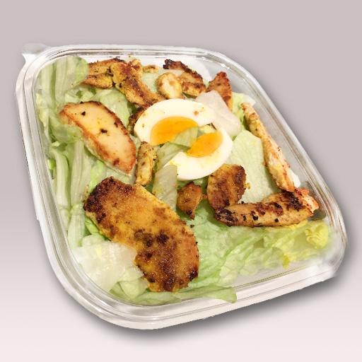 Schwegler Bäckerei - Salat mit Ei und Poulet